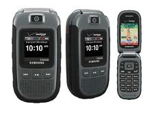 Samsung SCH U640 Convoy - Black/Gray (Verizon) Phone Must Read