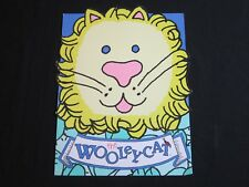 The Wooley Cat—1991 Promotional Folder