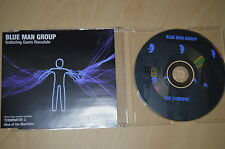 Blue man group - The current. CD-Single promo (CP1709)