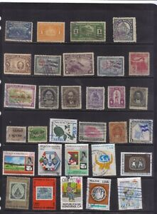 stamps   Honduras 26