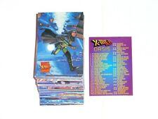 1997 FLEER X-MEN 2099 OASIS BASE 90 CARD SET MARVEL HILDEBRANDT BROTHERS! SKYBOX