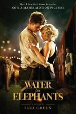 Water for Elephants by Sara Gruen (2011, Paperback)