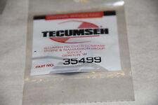 OEM - 1 X TECUMSEH Dispstick Seal / O Ring Part 35499 - NEW OLD STOCK/NOS!