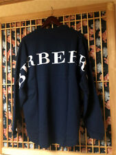 BURBERRY BLACK LOGO HOODIE JUMPER FR36 S USED DESIGNER RUNWAY FASHION HI END
