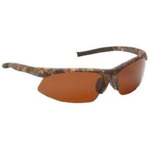 Mossy Oak Camo Full Sport Polarized Sunglasses, Camouflage