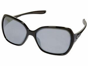 Oakley Overtime Sunglasses OO9167-11 Polished Black/Black Iridium