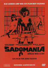 Sadomania, special uncut edition, DVD, NEW & SEALED