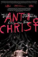 ANTICHRIST Movie POSTER 27x40 Willem Dafoe Charlotte Gainsbourg