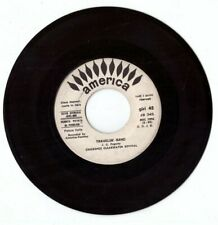 45 GIRI 7'' - CREEDENCE CLEARWATER REVIVAL - TRAVELIN' BAND - WHO'LL  - JUKE BOX