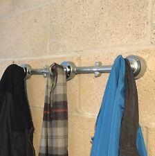 Industrial Rustic Steampunk Style Coat Bag Hanger Hook