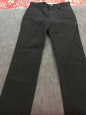 NEW Gap Kids Boys 8 Slim Black Dress Pants NWT