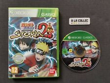 Naruto Shippuden Ultimate Ninja Storm 2 | Jeu XBOX 360 en VF | Version PAL