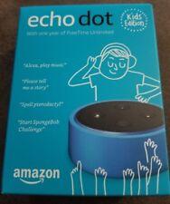Brand New Amazon - Echo Dot Kids Edition - Smart Speaker with Alexa B077Jfk5Yh