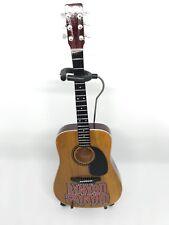 Lynyrd Skynyrd LOGO Miniature Guitar By Axe Heaven Officially Licensed
