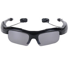 Wireless Motorcycle MP3  Bluetooth Sun Glasses Headset For iphone Samsung Nokia