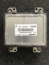 VAUXHALL OPEL CORSA D 1.2 PETROL ENGINE ECU 55580499