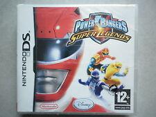 Power Rangers Super Legends Jeu Vidéo Nintendo DS