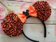Disney Minnie Mouse Ears Halloween headband-Disneyland-Disney World