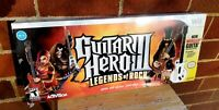 Nintendo Wii Guitar Hero III Legends of Rock Les Paul complete and tested