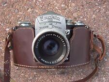 Exakta VX Body & case  w/ Zeiss 58/2 Biotar pre-set 12b Sony Nikon Canon Pentax