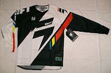 SHIFT MAINLINE MX shirt ENDURO QUAD MAGLIA JERSEY MTB FLY CROSS HONDA UFO XL NUOVO