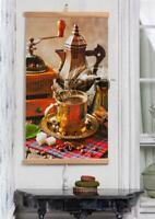Infrarotheizung Wandheizung Infrarot Heizung Heizkörper Heizpaneel Bild Kaffee