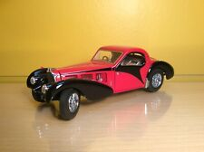 Franklin Mint Bugatti Type 57 SC 1:24 Boxed with Paperwork.