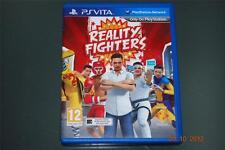 Combatientes de la realidad Playstation Vita PS Vita ** GRATIS UK FRANQUEO **