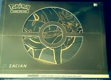 Pokemon TCG: Elite Trainer Caja Plus Sword & Shield Zacian Nuevo Sellado