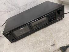for Parts Sony Tc-Rx400 Single Tape Autoreverse Hifi Cassette Deck For Parts