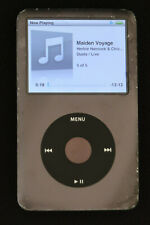 APPLE IPOD CLASSIC 160GB SLATE GREY 7TH GENERATION AN AWESOME SOUNDING CLASSIC
