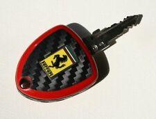 Ferrari F430 F 430 GTO key decor carbon optic sticker