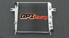 FOR Jeep Liberty KJ 3.7L V6 A/T 2002 - 2006 aluminum  radiator