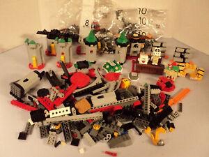 Lego 71369 Super Mario Bowser's Castle Boss Battle Expansion Set Missing Parts