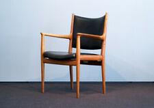 Hans J. Wegner Stuhl / Chair JH513 Teak & Leder - Knoll International -
