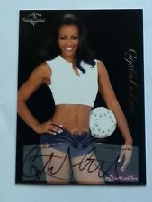 2005 Benchwarmer Signature Series Autograph Card #8 Crystal Lett (Bench Warmer)