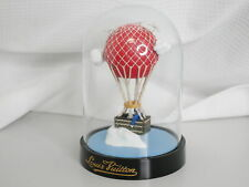 Louis Vuitton Snow Dome Globe Pigeon Balloon 2013 Novelty VIP trunk Auth #3504P