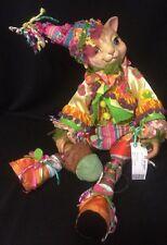 "Katherine's Collection Wayne Kleski Rare Retired 24"" Billy Cat Doll"