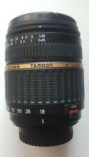 Tamron AF 18-200mm F/3.5-6.3 (IF) Macro A14 Asp LD XR AF Di II Lens Nikon Mount