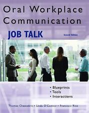 Oral Workplace Communication: Job Talk (2nd Edition)