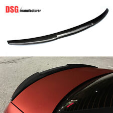 Real Carbon Fiber for BMW E92 2-Drs Coupe M4 Style Look Trunk Boot Spoiler 335i