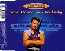 Marco Polo Love peace and melody (1996) [Maxi-CD]