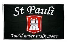 Fan Bandiera St. Pauli - Ànon Si Sar Mai Camminare Solo Sollevando