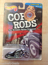 1999 Hot Wheels Cop Rods Series 2 Scorchin Scooter! See Pics!