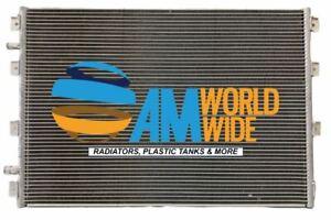 Condenser Kenworth T800 T2000 W900 c500 1994 95 96 97 98 99 2000 2011 (7-9020)