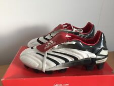 Original Adidas Predator Absolute CL FR 42 UK 8 US 8,5 J 265 FG Mania K-Leather