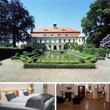 3 Tage im 4★ Hotel Schloss Schweinsburg Kurzurlaub Sachsen Erzgebirge Kurzreise