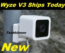 WYZE CAM V3 HD WIRELESS SMART HOME CAMERA NIGHT VISION WIFI PET BABY NANNY CAM