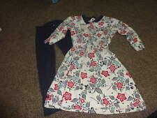 BOUTIQUE TEA COLLECTION 6 FLORAL DRESS LEGGING SET