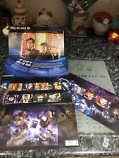 Dr Who 1963-2013 Royal Mail Presentation Pack 15 Stamps 2013